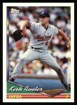 1994 Topps #628  Kirk Rueter  Front Thumbnail