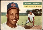 1956 Topps #305  Brooks Lawrence  Front Thumbnail