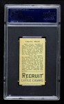 1912 T207  Red Dooin    Back Thumbnail