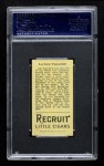 1912 T207  Lee Tannehill    Back Thumbnail