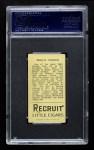 1912 T207  Bob Coulson  Back Thumbnail