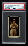 1912 T207  Jim Delahanty    Front Thumbnail