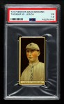1912 T207  Tommy Leach    Front Thumbnail