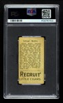 1912 T207 xD George Mullin    Back Thumbnail