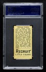 1912 T207  Doc Scanlan  Back Thumbnail