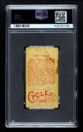 1912 T207 Red Cycle CYC Red Nelson    Back Thumbnail