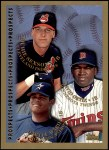 1998 Topps #257   -  David Ortiz / Richie Sexson / Daryle Ward Prospects Front Thumbnail