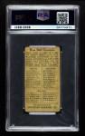 1909 American Caramel E91-B  Larry Doyle  Back Thumbnail