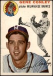 1954 Topps #59  Gene Conley  Front Thumbnail