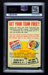 1958 Topps   Felt Team Emblems Back Thumbnail