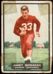 1951 Topps Magic #1  Jimmy Monahan  Front Thumbnail