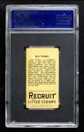 1912 T207  Dellos Drake    Back Thumbnail