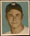 1949 Bowman #82  Joe Page  Front Thumbnail