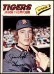 1977 O-Pee-Chee #64  Jason Thompson  Front Thumbnail