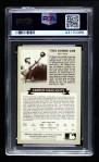 1972 Kellogg All Time Greats #15  Ty Cobb  Back Thumbnail