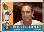 1960 Topps #289  Willie Jones  Front Thumbnail