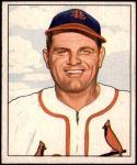 1950 Bowman #207 CR Max Lanier  Front Thumbnail