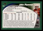 2002 Topps #153  Jake Plummer  Back Thumbnail