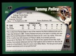2002 Topps #251  Tommy Polley  Back Thumbnail
