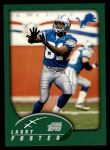 2002 Topps #285  Larry Foster  Front Thumbnail