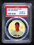 1962 Salada Coins #26  Jim Grant  Front Thumbnail