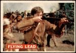 1956 Topps Davy Crockett Orange Back #12   Flying Lead  Front Thumbnail