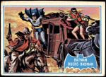 1966 Topps Batman Blue Bat Back #31   Batman Bucks Badman Front Thumbnail