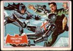 1966 Topps Batman Red Bat #9   Knighting a Thief Front Thumbnail