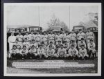 1936 National Chicle Premiums   New York Yankees Team 1935  Front Thumbnail