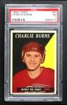 1958 Topps #43  Charlie Burns  Front Thumbnail