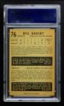 1953 Parkhurst #76  Bill Gadsby  Back Thumbnail