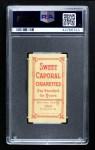 1909 T206  Eddie Plank  Back Thumbnail