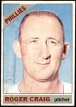 1966 Topps #543  Roger Craig  Front Thumbnail