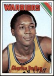 1975 Topps #194  Charles Dudley  Front Thumbnail