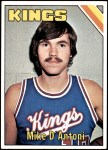 1975 Topps #176  Mike D'Antoni  Front Thumbnail