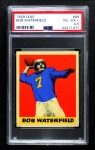1949 Leaf #89  Bob Waterfield  Front Thumbnail