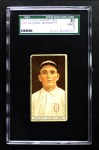 1912 T207 Red Cycle CYC George Moriarty    Front Thumbnail