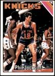 1975 Topps #111  Phil Jackson  Front Thumbnail