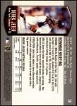 2000 Bowman #50  Derek Jeter  Back Thumbnail