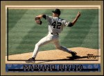 1998 Topps #8  Mariano Rivera  Front Thumbnail