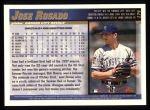1998 Topps #174  Jose Rosado  Back Thumbnail