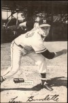1954 Spic and Span #5  Lew Burdette  Front Thumbnail