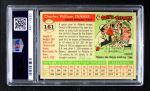 1955 Topps #161  Chuck Tanner  Back Thumbnail