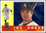 2009 Topps Heritage #435  Joe Crede  Front Thumbnail