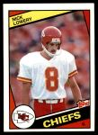 1984 Topps #94  Nick Lowery  Front Thumbnail