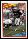 1984 Topps #99   -  Marcus Allen Instant Reply Front Thumbnail