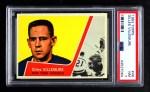 1963 Topps #46  Gilles Villemure  Front Thumbnail