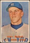 1957 Topps #312  Tony Kubek  Front Thumbnail