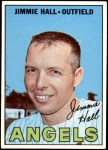 1967 Topps #432  Jimmie Hall  Front Thumbnail