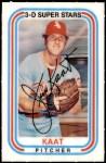 1976 Kellogg's #25  Jim Kaat   Front Thumbnail